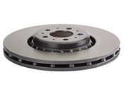 Volvo Brake Disc - Brembo 30657301