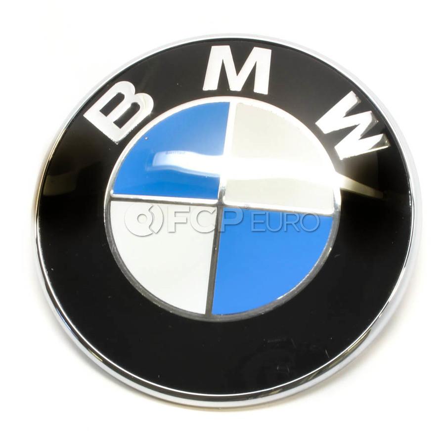 BMW Roundel Emblem - Genuine BMW 51148203864