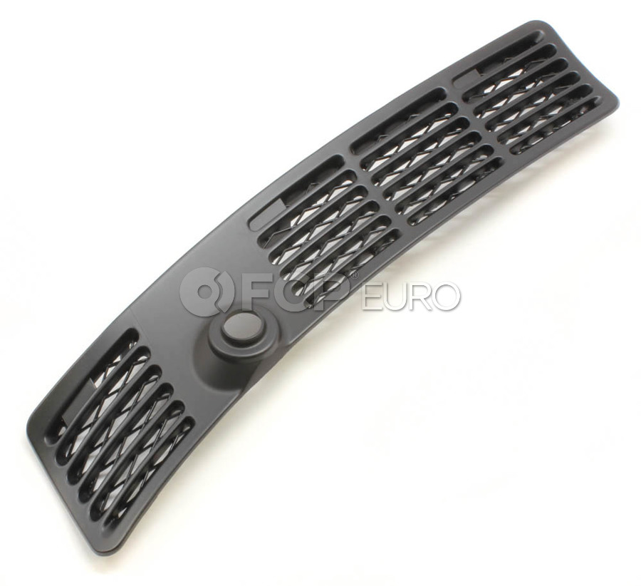 BMW Windshield Cowl Grille Left - Genuine BMW 51131904571