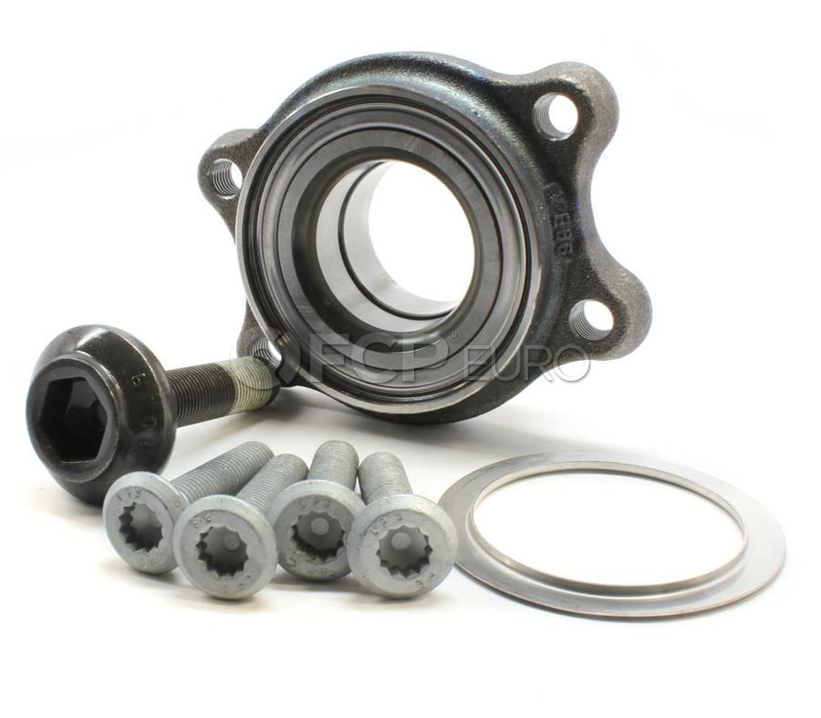 Audi Wheel Bearing Kit - SKF 4E0498625D