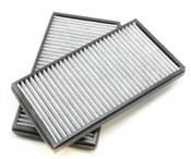 BMW Charcoal Cabin Air Filter Set - Mann 64119272643