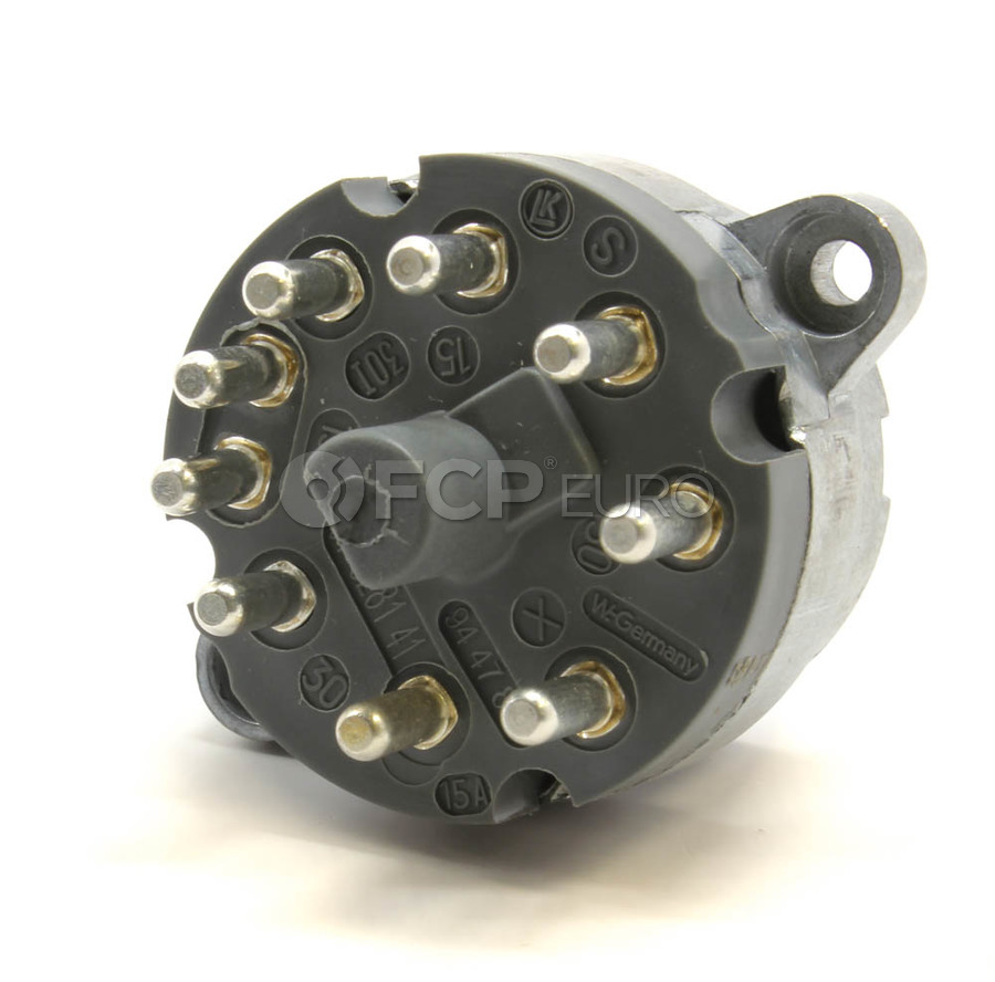 Volvo Ignition Switch - Genuine Volvo 9447804