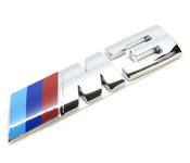 BMW M3 Trunk Emblem - Genuine BMW 51147893655