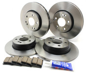 Mercedes Brake Kit - Akebono 210208