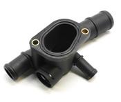 VW Engine Coolant Flange - Meyle 1001210057