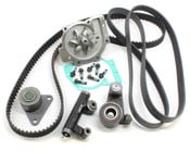 Volvo Timing Belt Kit 7 Piece - Contitech KIT-P80EARLYKIT2P7