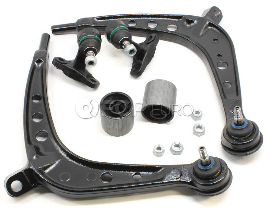 BMW 6-Piece Control Arm Kit - E46XI6PIECECAKIT-L