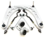BMW 8-Piece Control Arm Kit - E46CAKIT