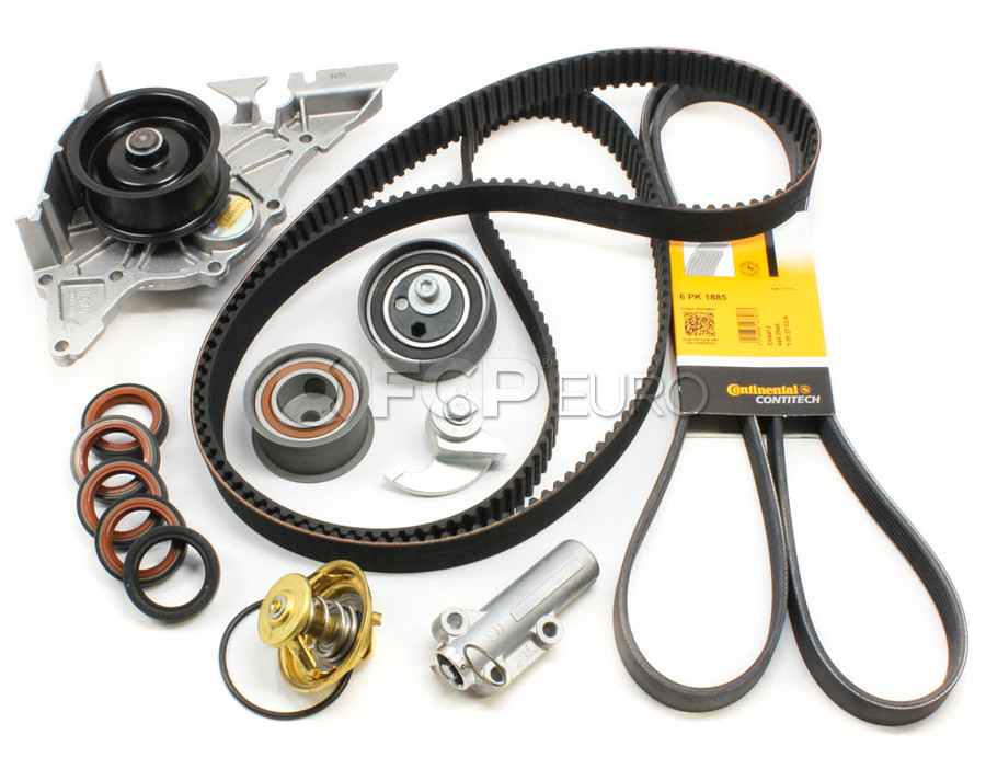 Audi VW Timing Belt Kit 13-Piece