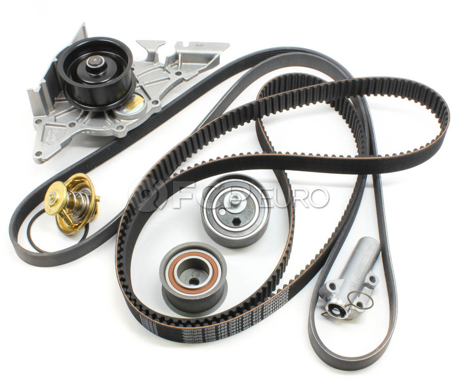 Audi VW Timing Belt Kit 7-Piece