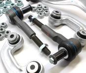 Audi VW Control Arm Kit - Meyle HD 4D0498998