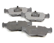 BMW Brake Pad Set - Akebono EUR558