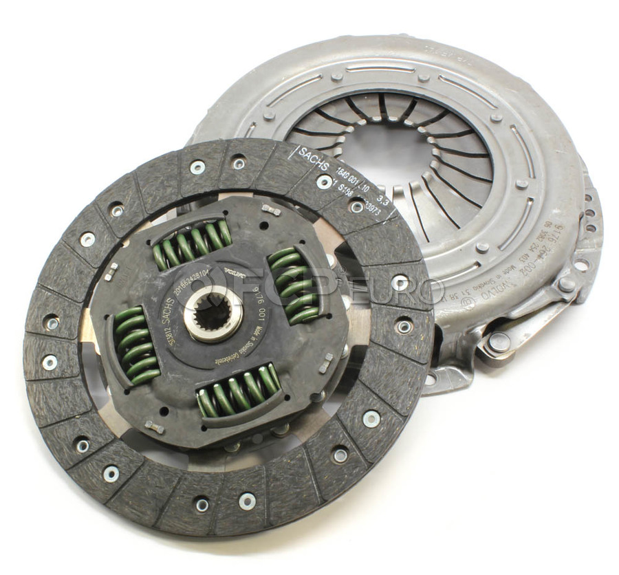 Volvo Clutch Kit - Genuine Volvo 272237