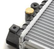 BMW Radiator - Nissens 17111702969