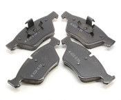 BMW Brake Pad Set - Akebono EUR1061
