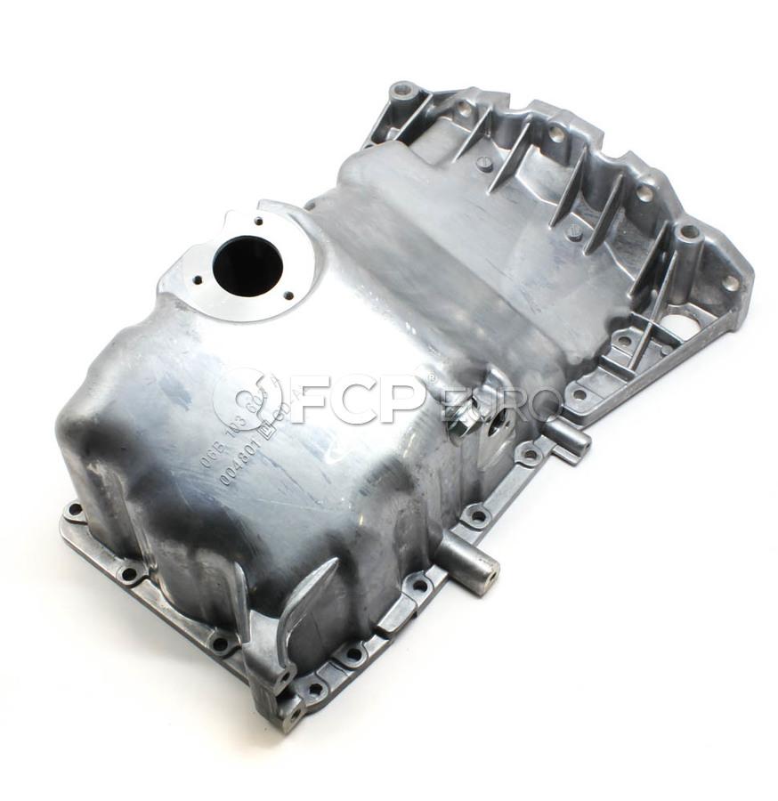 Audi Oil Pan 1.8L - OE Supplier 06B103601CD