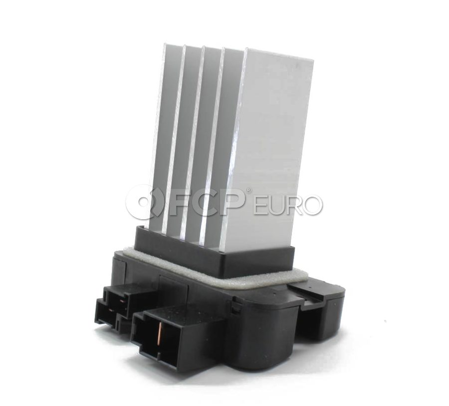 Volvo Blower Motor Resistor with Climate Control - Genuine Volvo 9144354