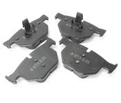 BMW Brake Pad Set - Akebono EUR1042