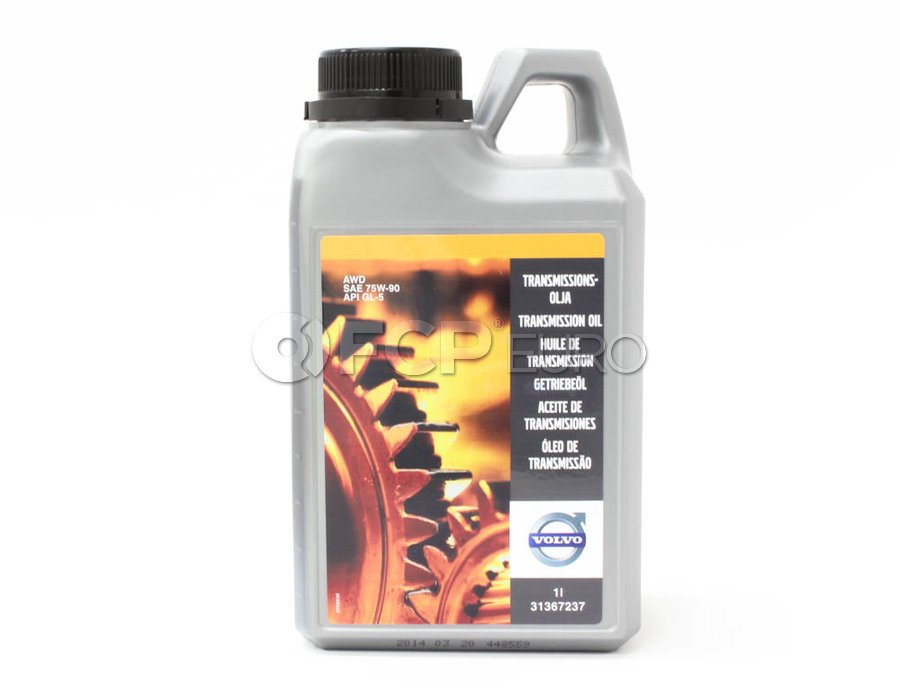 Volvo Gear Oil (1 Liter) - Genuine Volvo 31259380