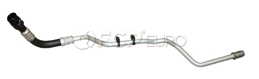 BMW Power Steering Return Hose - OEM Rein 32416763571