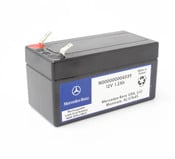 Mercedes Auxiliary Battery - Genuine Mercedes 000000004039