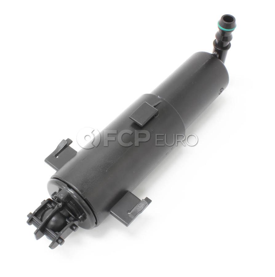 BMW Headlight Washer Spray Nozzle - Genuine BMW 61677179311