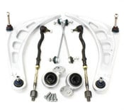 BMW 8-Piece Control Arm Kit (E46) - Genuine BMW E46KIT