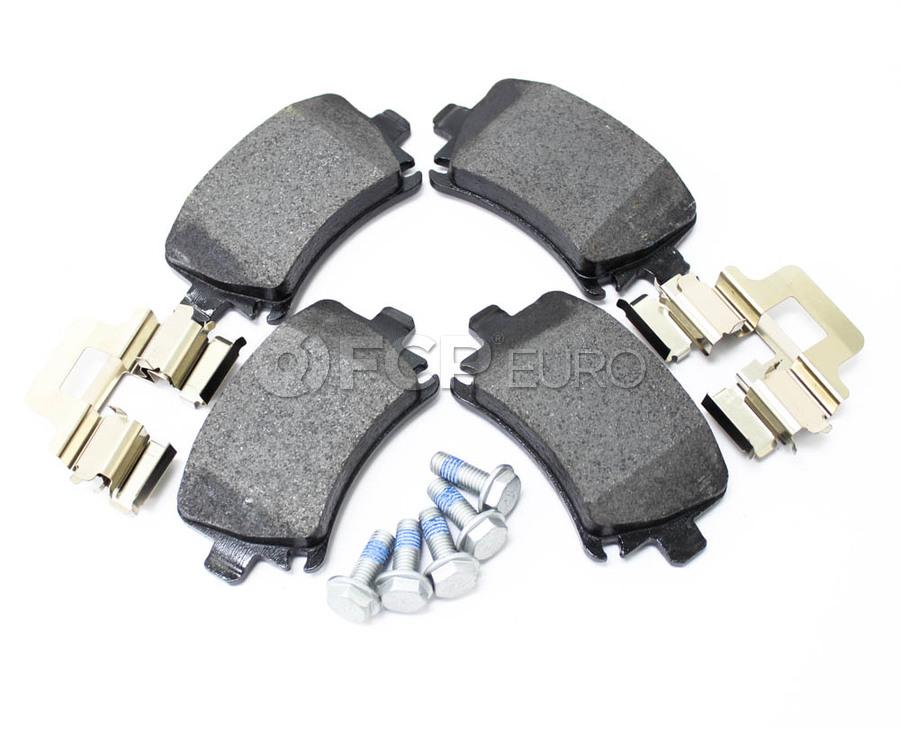 Audi VW Brake Pad Set - Textar 2391401