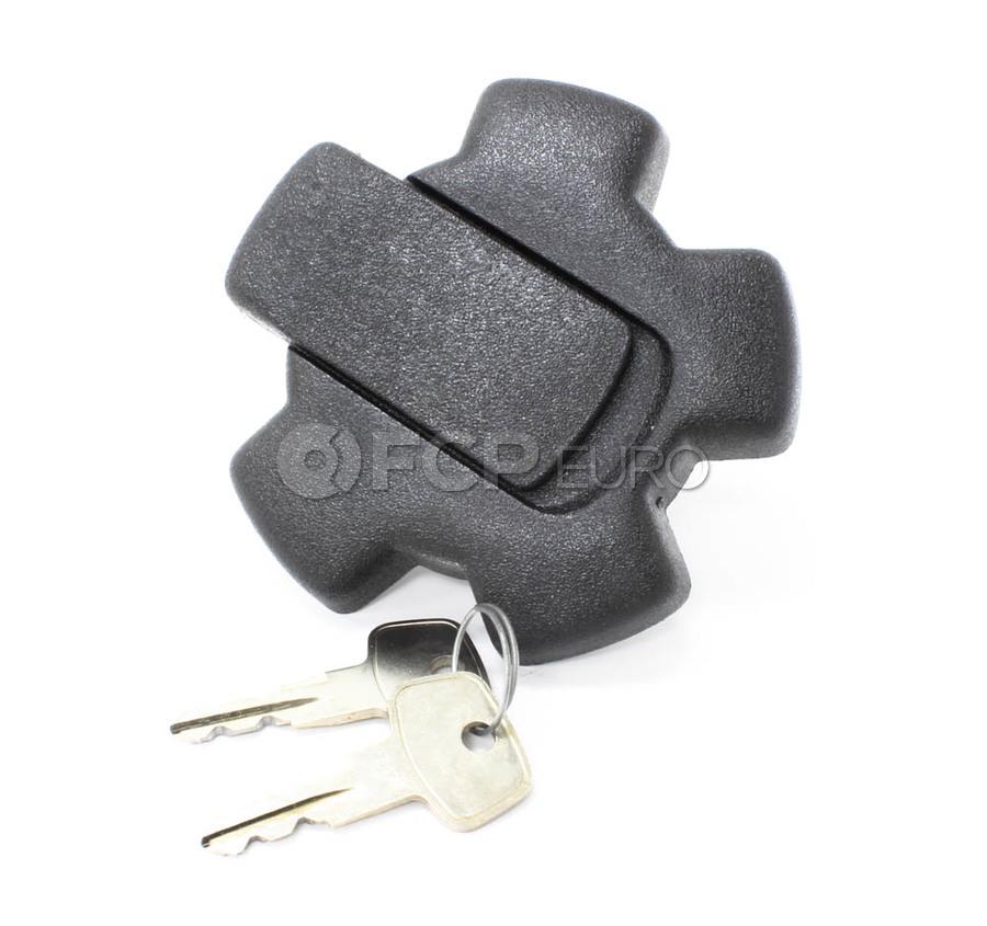VW Fuel Tank Locking Gas Cap - Blau 477201551