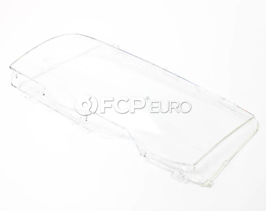 BMW Headlight Lens Left - Magneti Marelli 63128380189