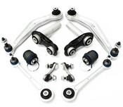 BMW 10-Piece Control Arm Kit (E39) - E39LATREARKITMY