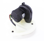 BMW E-Box Blower Motor With Cover - Genuine BMW 12907571019