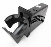Volvo Cup Holder Charcoal - Genuine Volvo 30664459