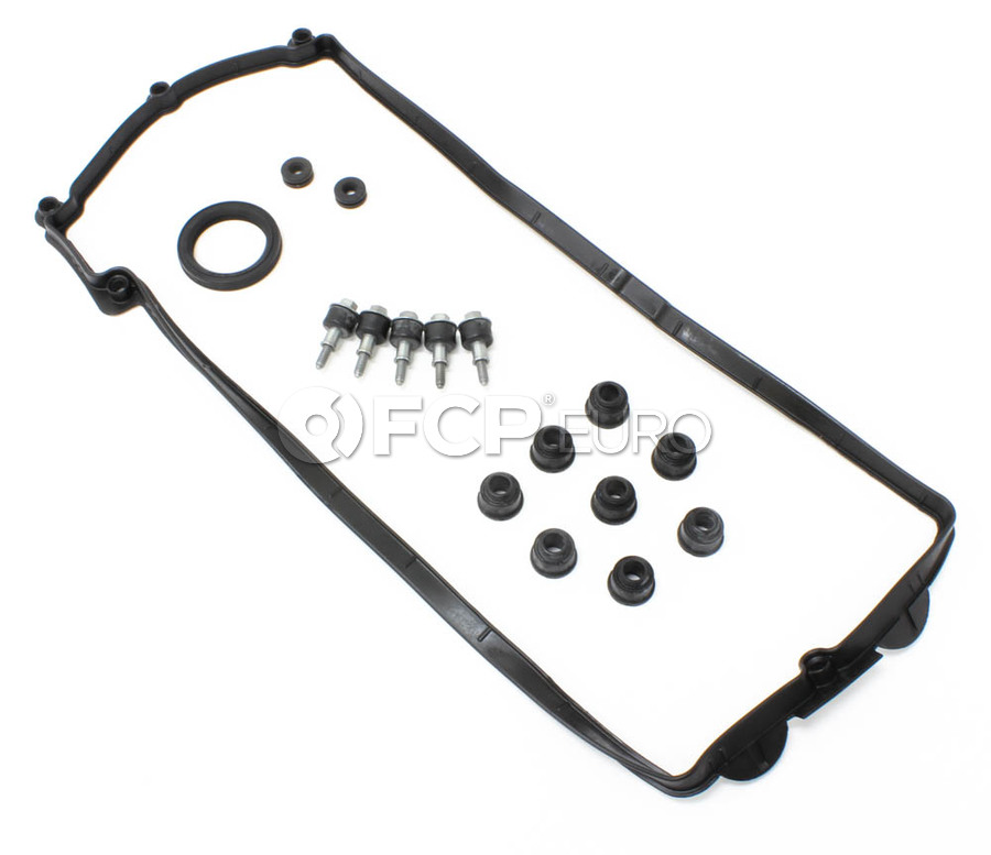 BMW Valve Cover Gasket Set - Genuine BMW 11127513195