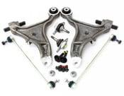 Volvo Control Arm Kit 6-Piece - Lemforder S60CAKIT2