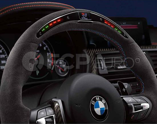 BMW M Performance Steering Wheel - Genuine BMW 32302344148