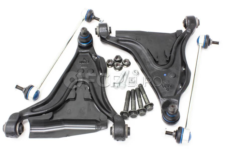 Volvo Control Arm Kit 4 Piece - Meyle HD KIT-P80CAKT3P4