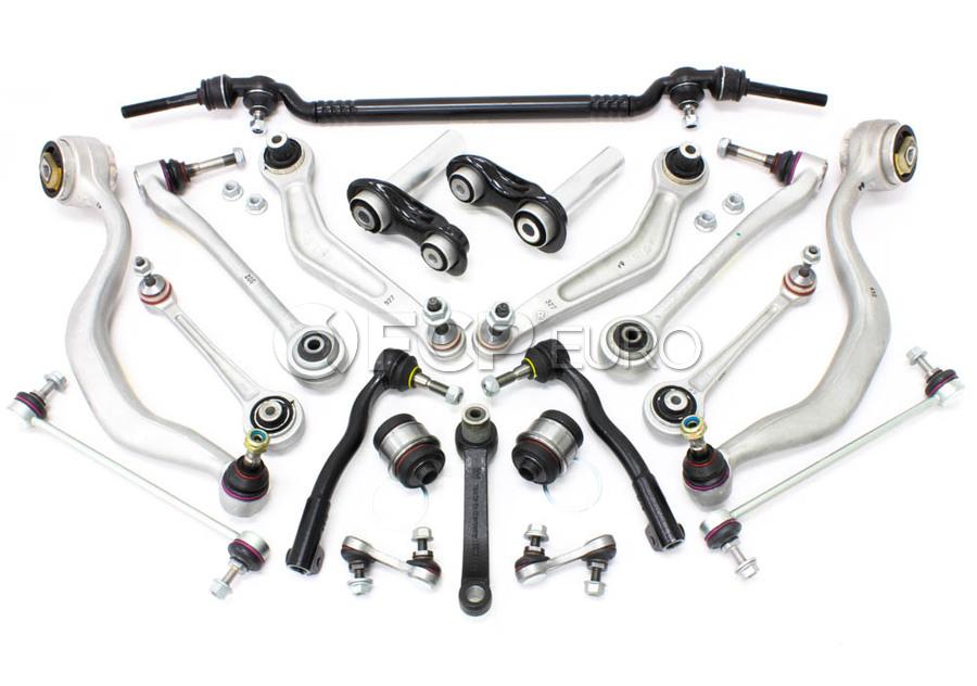 BMW 20-Piece Control Arm Kit (E39 540i M5) - 540E3920PIECELATL