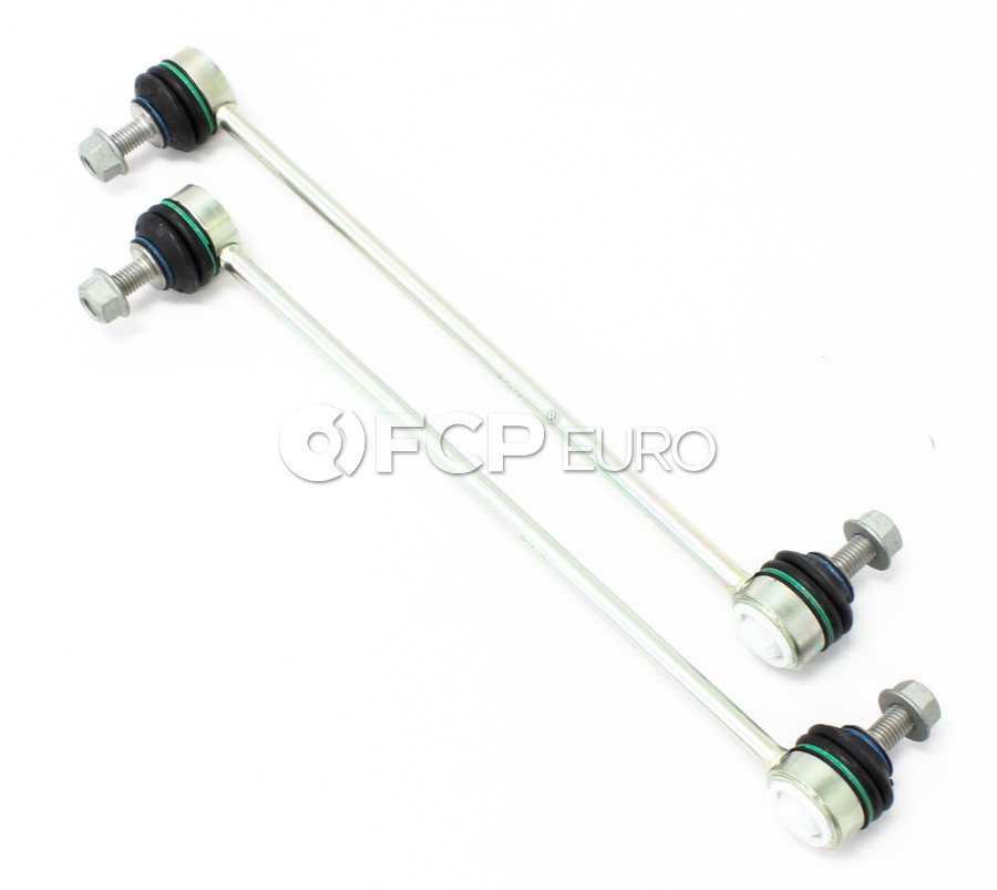 Volvo Sway Bar Link Kit 2 Piece - Lemforder KIT-P80FSBLKT2P2