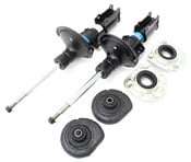 Volvo Strut Kit 6 Piece - Genuine Volvo KIT-P2SRTKTP6
