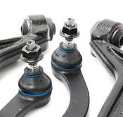 Volvo Control Arm Kit 4 Piece - Genuine Volvo KIT-P80CAKTP4