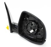 BMW Outside Mirror W-Out Glass Heated Right (Shadow Line) - Genuine BMW 51167395694