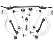 BMW 10-Piece Control Arm Kit (E39 540i M5) - 540E3910PIECE