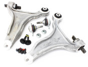 Volvo Control Arm Kit 4-Piece - Genuine Volvo KIT-P2XCCAKTP4