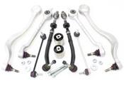 BMW 8-Piece Control Arm Kit (E39 525i 528i 530i) - 525E398PIECEOE