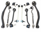 BMW 10-Piece Control Arm Kit - X3CAKITFULL-MY