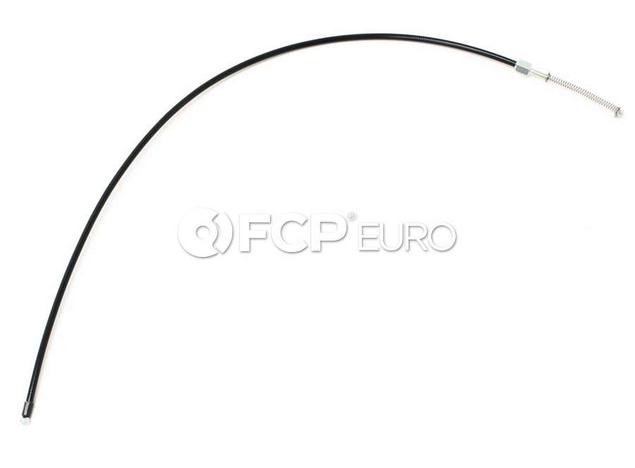 BMW Glove Box Lock Bowden Cable - Genuine BMW 51168172266