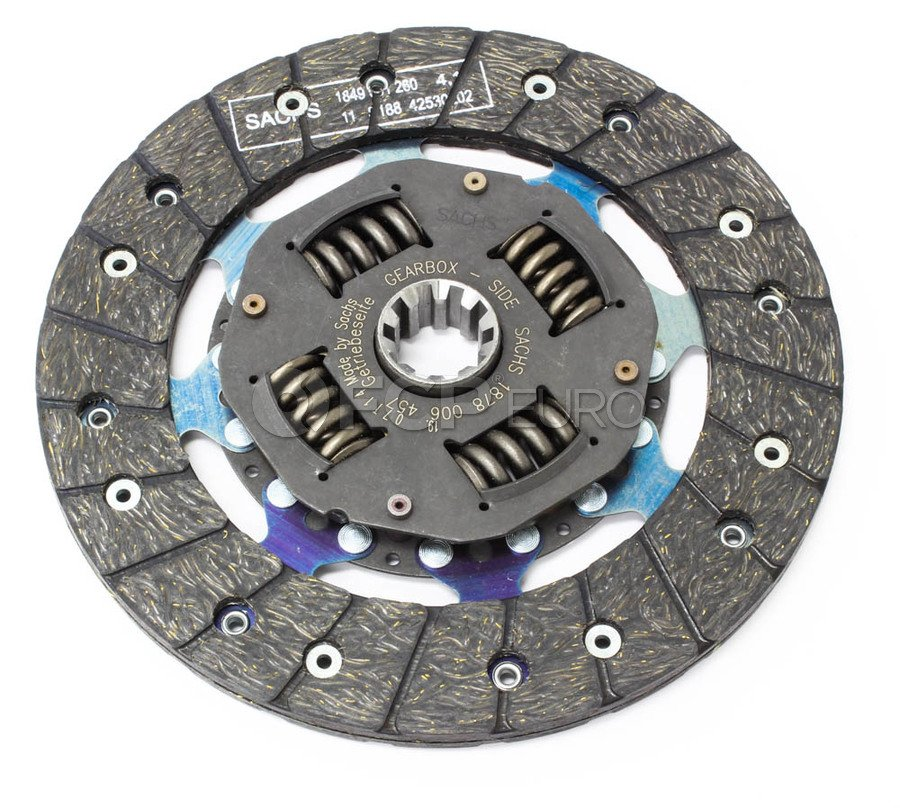 BMW Clutch Friction Disc (215mm) - Sachs 1878006457