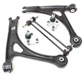 Audi VW Control Arm Kit 6-Piece - Lemforder TTCA6LEM