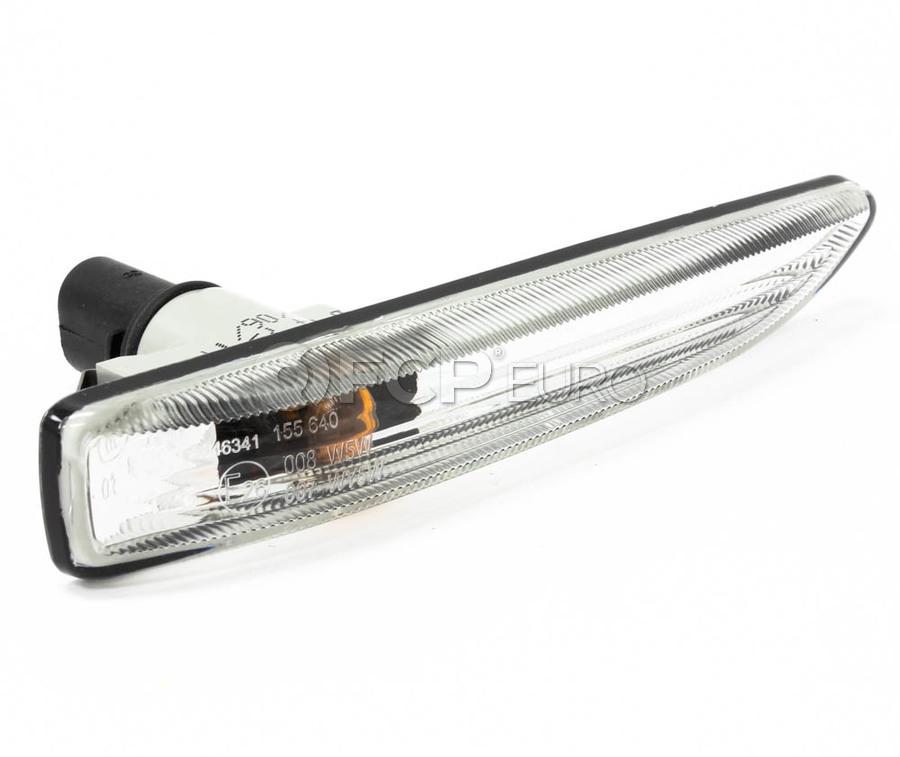 BMW Sidemarker Light Clear - Genuine BMW 63137164758